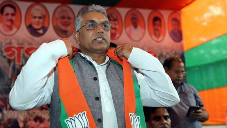 Dilip Ghosh latest BJP leader to revive call for Bengal states