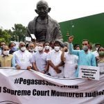 Pegasus stalls Parliament again, comes up in Supreme Court today