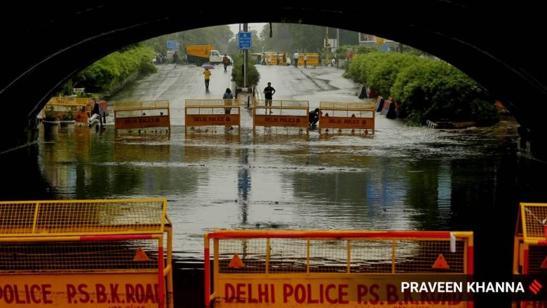 Weather Forecast Today Live Updates: Delhi records highest August rainfall in 14 years; more showers in north, central India today