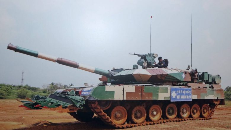 Defence Ministry places order for 118 battle tanks Arjun Mk-1A for Army
