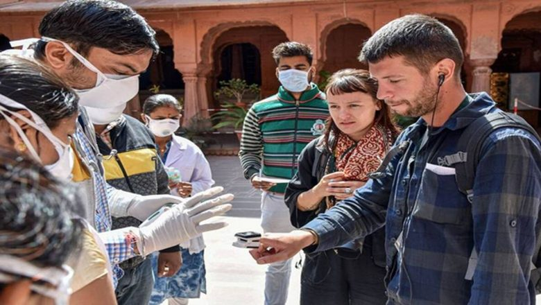 Foreign tourists may be allowed to visit India soon