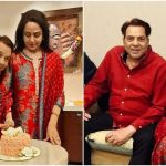 Hema Malini on her 73rd birthday: Twinning in red with Dharam ji was not planned – Exclusive! | Hindi Movie News