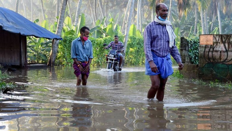 IMD issues orange alert in 3 districts as state braces for more rainfall