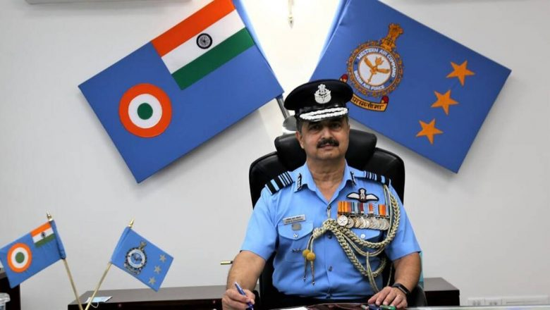 No two-finger test done: IAF chief on Coimbatore rape case